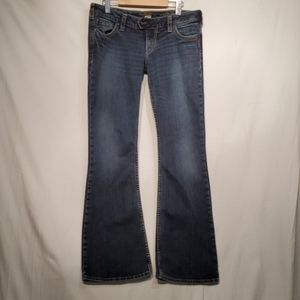 Womens Tuesday Silver jeans